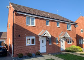 Thumbnail 3 bed semi-detached house for sale in Yeats Drive, Warwick