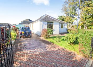 Thumbnail 4 bed detached bungalow for sale in Broxburn