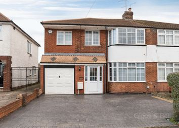 Thumbnail 4 bed semi-detached house for sale in Hollybush Road, Luton