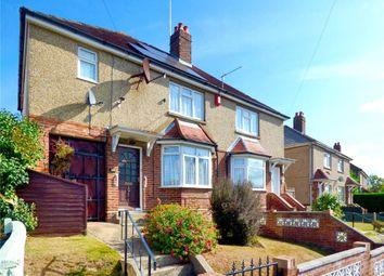 Thumbnail 3 bed semi-detached house for sale in Laburnum Road, Southampton, Hampshire