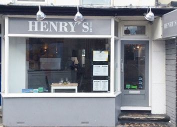 Thumbnail Restaurant/cafe for sale in 124 Seaside Road, Eastbourne