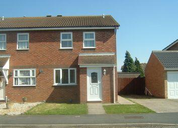 Thumbnail 3 bedroom semi-detached house to rent in Parkeston Road, Felixstowe