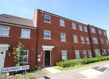 Thumbnail 2 bed flat to rent in Larchmont Road, Blackbird Road, Leicester