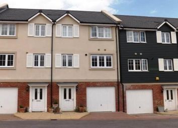 Thumbnail 4 bed town house to rent in Maud Avenue, Fareham