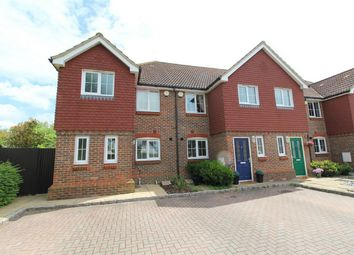 Thumbnail 3 bed end terrace house for sale in Kingswood Close, Ashford, Middlesex