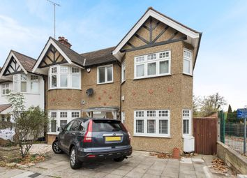 Thumbnail 4 bed semi-detached house for sale in Lyndhurst Gardens, Finchley