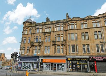Thumbnail 2 bed flat for sale in Causeyside Street, Paisley