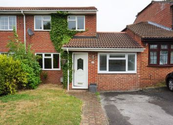 Thumbnail 3 bed semi-detached house for sale in Mathias Walk, Basingstoke