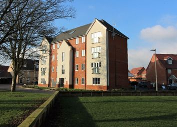 Thumbnail 1 bed flat for sale in Antigua Way, Bletchley, Milton Keynes