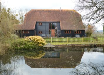 Thumbnail 5 bed barn conversion to rent in Collier Street, Tonbridge