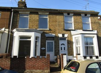 Thumbnail 3 bed terraced house to rent in East Street, Gillingham