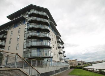 Thumbnail 2 bed flat for sale in Bessborough House, Carmichael Avenue, Ingress Park, Kent