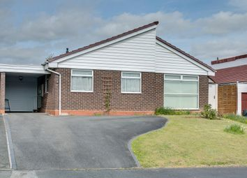 Thumbnail 3 bed detached bungalow for sale in Paget Close, Bromsgrove