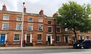 Thumbnail Serviced office to let in 102 Mansfield Road, Nottingham