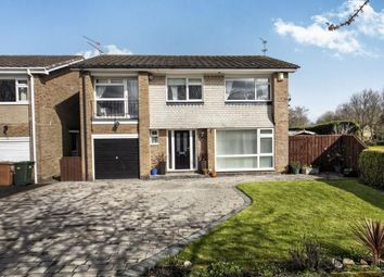 Thumbnail 4 bed detached house for sale in Dunsley Gardens, Dinnington, Newcastle Upon Tyne, Tyne And Wear