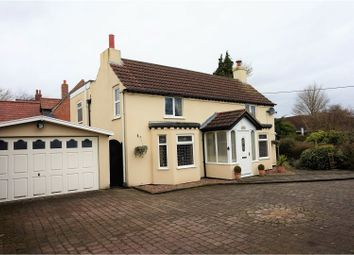 Thumbnail 4 bed detached house for sale in Dunholme Road, Lincoln