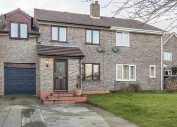 Thumbnail 5 bed semi-detached house for sale in Shortlanesend, Truro, Cornwall