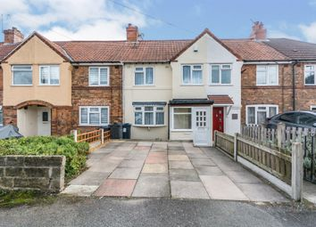 Thumbnail 3 bed terraced house for sale in Tibland Road, Acocks Green, Birmingham