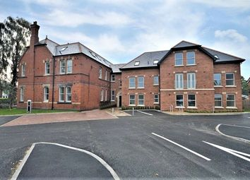 Thumbnail 2 bed flat for sale in Hornbeam Close, Stockport