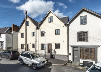 Thumbnail 3 bedroom semi-detached house for sale in Market Street Knighton, Powys LD7,
