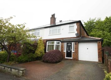 Thumbnail 3 bedroom semi-detached house for sale in Verdure Avenue, Bolton