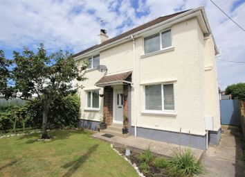 Thumbnail 3 bed semi-detached house for sale in Illtyd Avenue, Llantwit Major