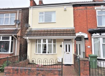Thumbnail 3 bed end terrace house for sale in David Street, Grimsby