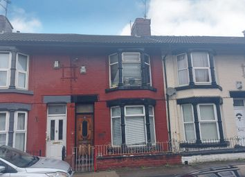Thumbnail 3 bed terraced house for sale in 20 Lily Road, Liverpool, Merseyside