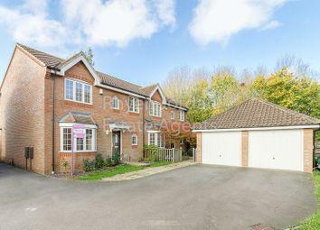 Thumbnail 4 bed semi-detached house for sale in Clifton Moor, Oakhill, Milton Keynes