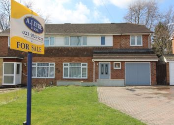 Thumbnail 4 bed property for sale in Lensyd Gardens, Waterlooville