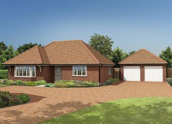 Thumbnail 2 bedroom detached bungalow for sale in The Wiston, Ghyll Croft, Newick Hill, Newick, Lewes, East Sussex