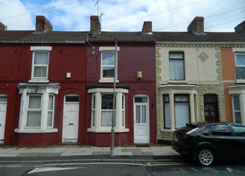Thumbnail 2 bedroom terraced house to rent in Southgate Road, Stoneycroft, Liverpool