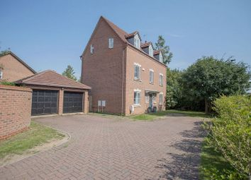 Thumbnail 5 bed detached house for sale in Gretton Close, Peterborough, Cambridgeshire.