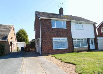 Thumbnail 2 bed semi-detached house for sale in Doxey Fields, Doxey, Stafford