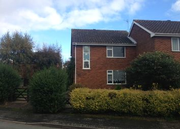Thumbnail 2 bed semi-detached house to rent in Winston Road, Swindon. Dudley. West Midlands
