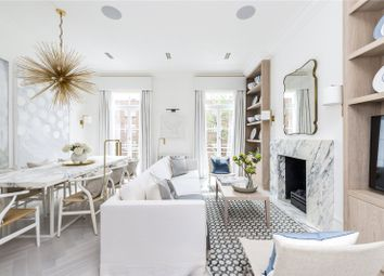 Thumbnail 3 bed flat for sale in Cathcart Road, West Chelsea, London