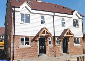 Thumbnail 4 bed semi-detached house for sale in Chatfield Close, Cooksbridge, Lewes, East Sussex