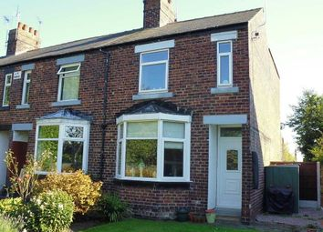 Thumbnail 2 bed end terrace house to rent in Netherthorpe, Staveley, Chesterfield