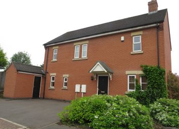 Thumbnail 4 bed detached house for sale in Yeoman Road, Earl Shilton, Leicester