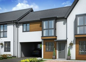 Thumbnail 1 bed terraced house for sale in The Redwing, Plymbridge Lane, Plymouth, Devon