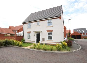 Thumbnail 3 bed detached house to rent in Bretton Close, Washington