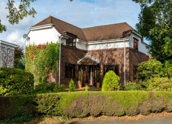 Thumbnail 4 bed detached house for sale in Swanpool Lane, Aughton, Ormskirk