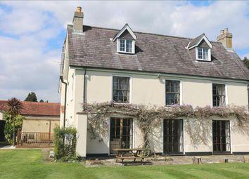 Thumbnail 7 bed detached house for sale in Calshot Road, Calshot, Southampton