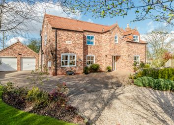 Thumbnail 4 bed detached house for sale in Thorn Lane, Goxhill
