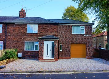 Thumbnail 4 bed end terrace house for sale in Fisher Square, Beverley