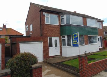 Thumbnail 3 bed semi-detached house to rent in Wetherby Road, Sunderland