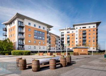 Thumbnail 2 bed flat for sale in Fishguard Way, Galleons Lock