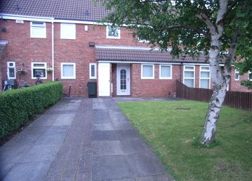 Thumbnail 3 bed terraced house to rent in Lingfield Ash, Coulby Newham, Middlesbrough