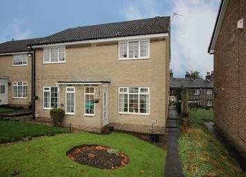 Thumbnail 2 bed semi-detached house for sale in Richmond Court, Huddersfield, West Yorkshire