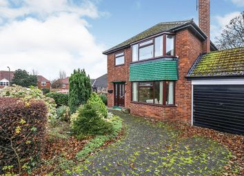 Thumbnail 3 bed detached house for sale in Falcon Way, Dinnington, Sheffield, South Yorkshire